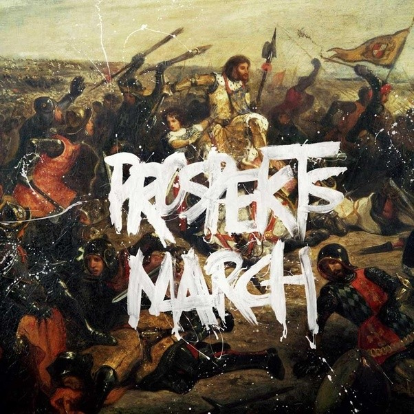 coldplay prospekts march